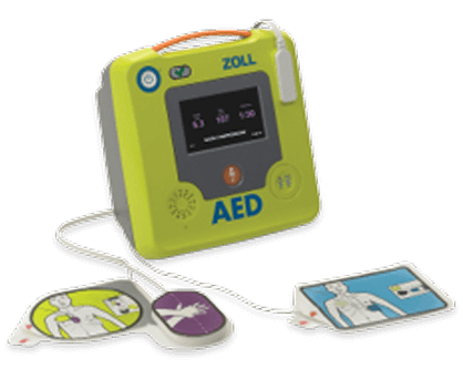 ZOLL AED 3 BLS for EMS