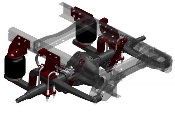 ServiceMaster Suspension – RD975D13