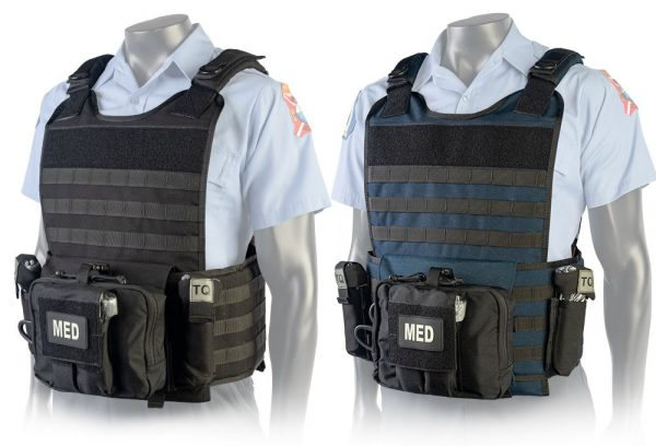 MKIII RTF Tactical Responder Ballistic Vest System
