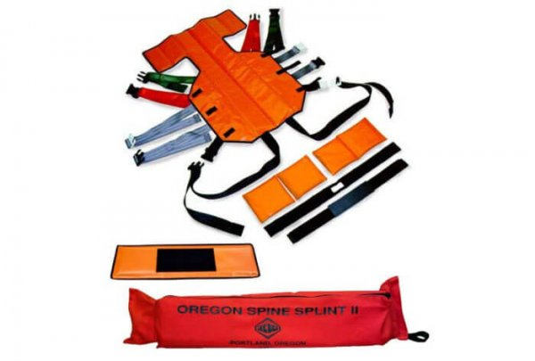 OREGON SPINE SPLINT II – International Orange