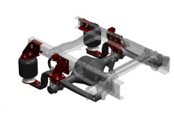 ServiceMaster Suspension – MODEL RD975F8