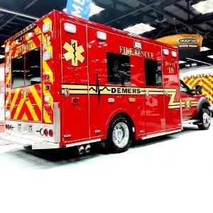 Ambulance & Emergency Vehicles