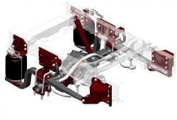 ServiceMaster Suspension – MODEL RD975C